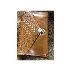 Handbags - GORGEOUS BROWN CLUTCH